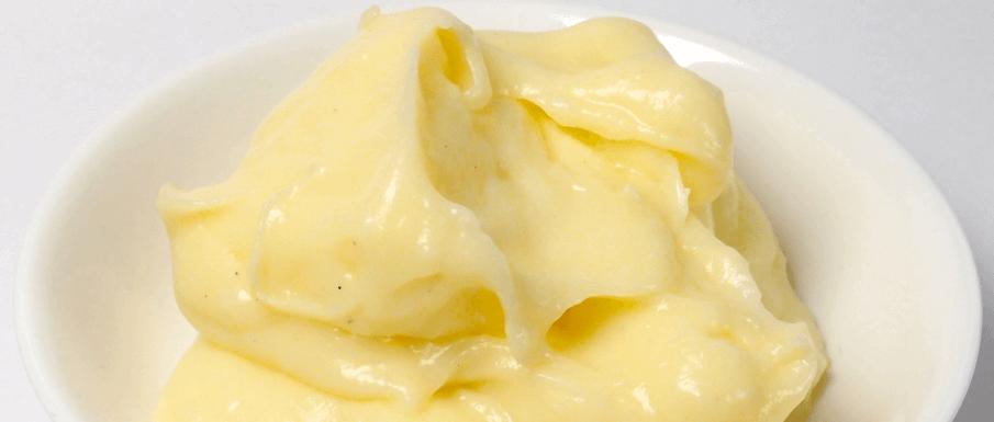 Crema pasticcera al microonde